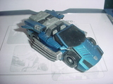 Transformers Clocker Transformers Movie Universe