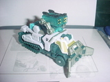 Transformers Icepick w/ Chainclaw Power Core Combiners