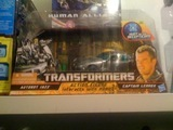 Transformers Jazz & Captain Lennox Transformers Movie Universe thumbnail 29