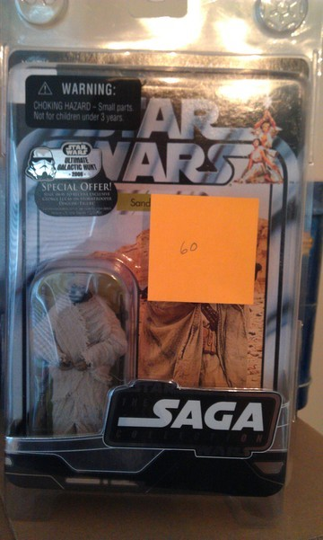 Star Wars Sand People Saga Collection (2006)