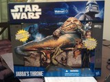 Star Wars Jabba's Throne - Includes Dancing Girl Oola Legacy Collection image 0