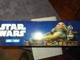 Star Wars Jabba's Throne - Includes Dancing Girl Oola Legacy Collection image 1