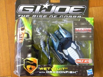 G.I. Joe Wet-Suit Rise of Cobra