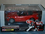 Transformers BT-12: Overdrive feat. Honda S2000 Binaltech Series