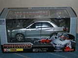 Transformers BT-03: Streak feat. Subaru Impreza WRX Binaltech Series