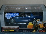 Transformers BT-06: Tracks feat. Chevrolet Corvette (blue version) Binaltech Series