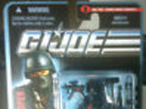 G.I. Joe Cobra Shock Trooper - Elite Combat Trooper Pursuit of Cobra
