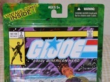 G.I. Joe Scarlett - Snake Eyes - Tracker Kwinn Valor Vs. Venom