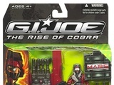 G.I. Joe Air-Viper with Rocket Pack Rise of Cobra image 0