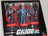 G.I. Joe Senior Ranking Officers 25th Anniversary