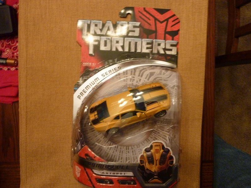 Transformers Bumblebee (Premium) Transformers Movie Universe
