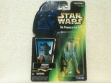 Star Wars Greedo with Blaster Pistol Power of the Force (POTF2) (1995)