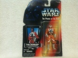 Star Wars Luke Skywalker in X-wing Fighter Pilot Gear Power of the Force (POTF2) (1995)