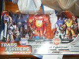 Transformers Challenge At Cybertron Classics Series