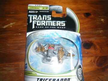 Transformers Triceradon Transformers Movie Universe