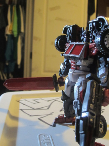 Transformers Custom Figure Customs