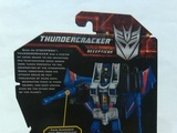 Transformers Thundercracker Classics Series thumbnail 2