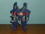 Transformers Darkmount Classics Series