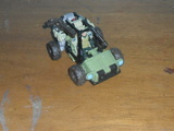 Transformers Sandstorm w/ Private Dedcliff Transformers Movie Universe