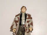 Star Wars Han Solo (In Trench Coat) Vintage Figures (pre-1997)