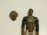 Star Wars Lando Calrissian (Skiff Gaurd Disguise) Vintage Figures (pre-1997)