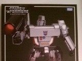 Transformers MP-05: Megatron Generation 1 (Takara) thumbnail 17