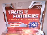Transformers Mirage Classics Series thumbnail 42