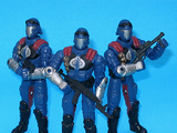 G.I. Joe Viper Lockdown (G.I. Jane - G.I. Joe - Interrogator - Viper Guard - Viper Guard - Viper Guard) (6-Pack) Direct to Consumer