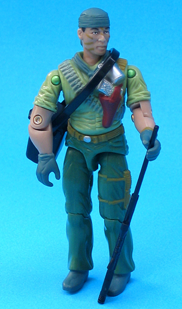 G.I. Joe Flint - General Abernathy - Tunnel Rat Direct to Consumer