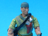 G.I. Joe Flint - General Abernathy - Tunnel Rat Direct to Consumer image 0