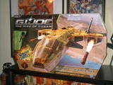 G.I. Joe Sand Serpent with Star-Viper Rise of Cobra