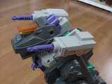 Transformers Trypticon Generation 1 image 0