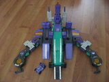 Transformers Trypticon Generation 1 image 2