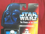 Star Wars Stormtrooper Power of the Force (POTF2) (1995) thumbnail 0