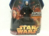 Star Wars Chancellor Palpatine - Supreme Chancellor Episode III - Revenge of the Sith