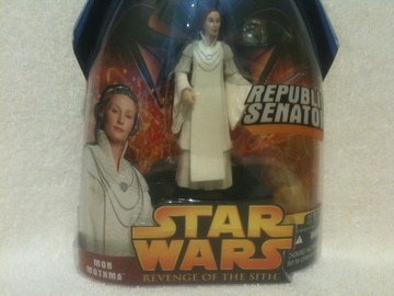 Star Wars Mon Mothma - Republic Senator Episode III - Revenge of the Sith