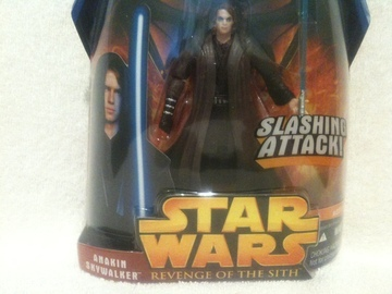 Star Wars Anakin Skywalker - Slashing Attack Episode III - Revenge of the Sith