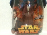 Star Wars Obi-Wan Kenobi - with Pilot Gear Episode III - Revenge of the Sith