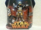 Star Wars Commander Bly - Battle Gear Episode III - Revenge of the Sith