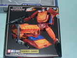 Transformers MP-09: Rodimus Prime Generation 1 (Takara) thumbnail 31