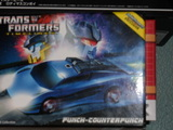 Transformers Punch-Counterpunch Timelines