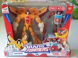 Transformers Sunstorm w/ Activators Ratchet Animated
