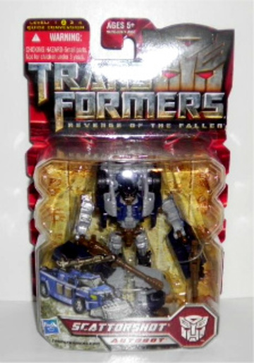 Transformers Scattorshot Transformers Movie Universe