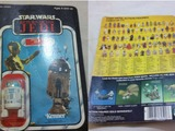 Star Wars Artoo-Detoo (R2-D2) with Sensorscope Vintage Figures (pre-1997)