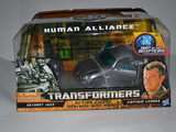 Transformers Jazz & Captain Lennox Transformers Movie Universe thumbnail 36