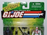 G.I. Joe Snake Eyes - Storm Shadow Valor Vs. Venom