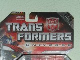 Transformers Smokescreen Classics Series thumbnail 0