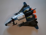 Transformers Powerlinx Jetfire w/ Powerlinx Cometor Unicron Trilogy