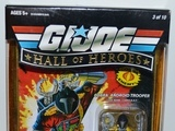 G.I. Joe Cobra Android Trooper Code Name: Cobra B.A.T. 25th Anniversary