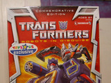 Transformers Soundwave (Toys R Us Exclusive) Classics Series thumbnail 3